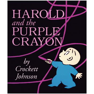 Harold and the Purple Crayon 1
