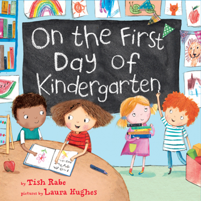 On the First Day of Kindergarten 1
