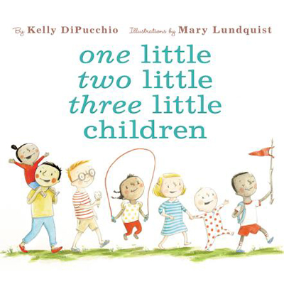 One little, two little, three little children 1