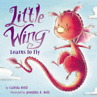Little Wing learns to fly 1