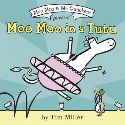 Moo Moo in a Tutu 1