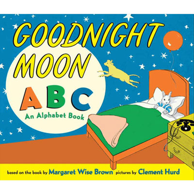 Goodnight Moon ABC Board Book 1