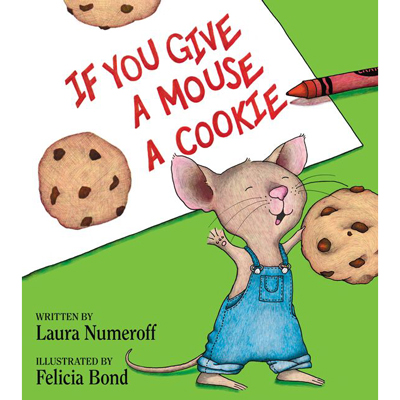 If you give a mouse a cookie 1