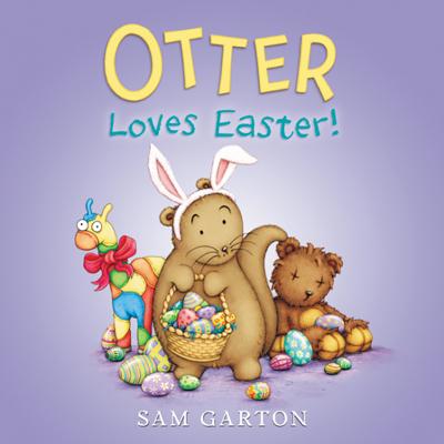 Otter Loves Easter! 1