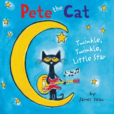 Pete the Cat Twinkle Twinkle Little Star 1