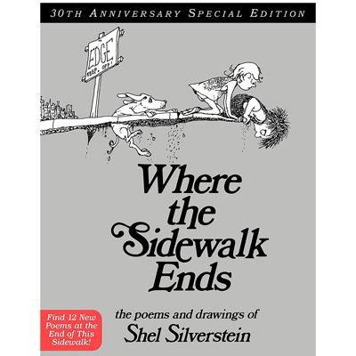 Where the Sidewalk Ends - Special Edition 1