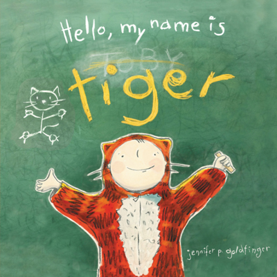 Hello my name is Tiger 1