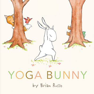 Yoga Bunny by Brian Russo 1