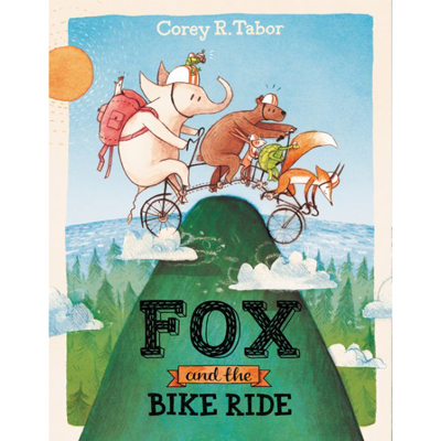 Fox and the Bike Ride 1