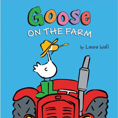Goose on the Farm 1