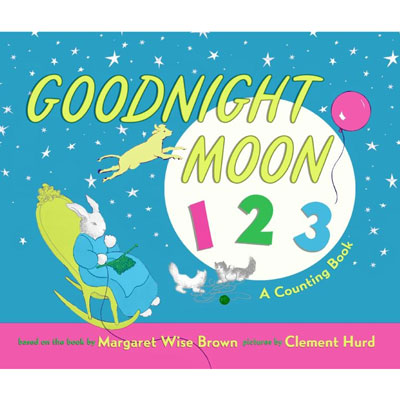 Goodnight Moon 123 Board Book 1