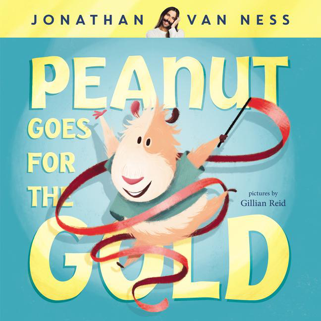 Peanut Goes for the Gold 1