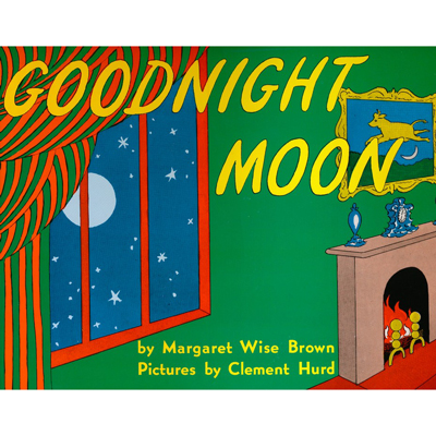 Goodnight Moon Board Book 1