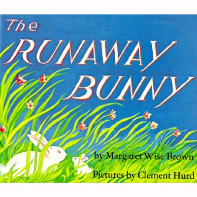 The Runaway Bunny board book 1