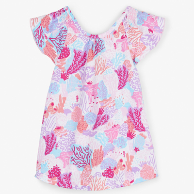 Island reef baby flutter sleeve dress 1