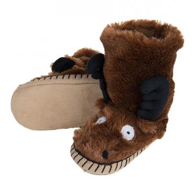 Hatley Moose slippers 1