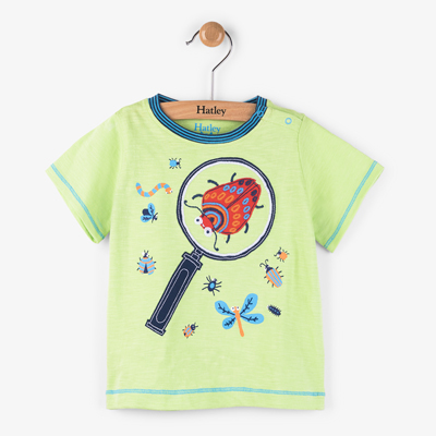 Bugology embroidered shirt - 6-9 months 1