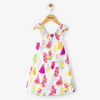 Fruity Lollies bow back dress - 5 1
