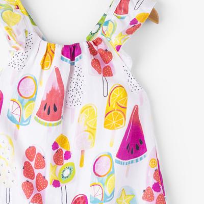 Fruity Lollies bow back dress - 5 2