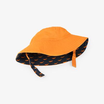 Tiny Whales Reversible Sun Hat 1