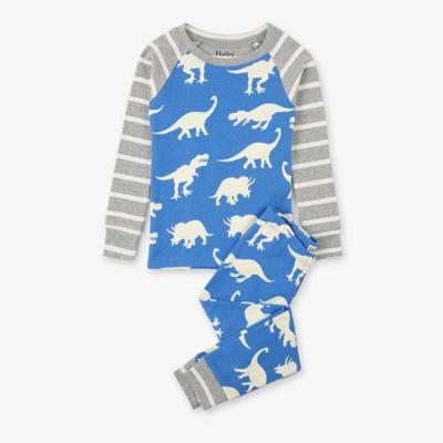 Roaming Dinos organic pajamas 1