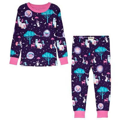 Enchanted Tea Party organic pajamas 1
