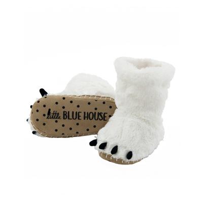 Polar Bear paws slippers 1