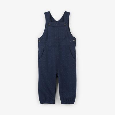 Ocean Blue baby overall 1