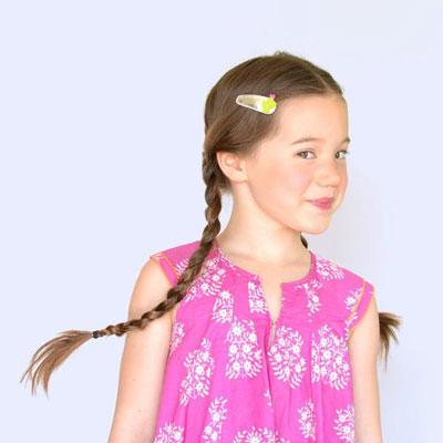 Cactus hair clips 2
