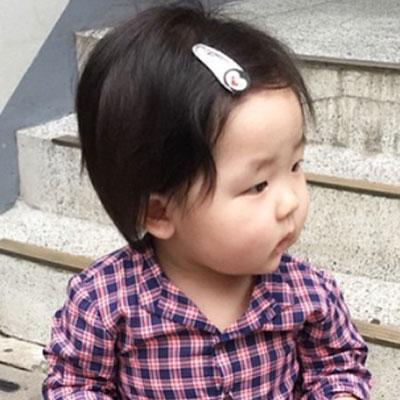 Penguin hair clips 2