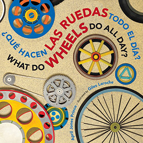 What do wheels do all day english/spanish 1