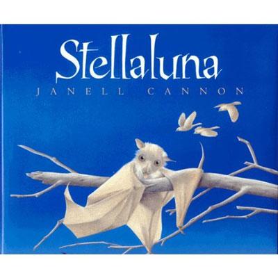 Stella Luna by Janell Cannon 1