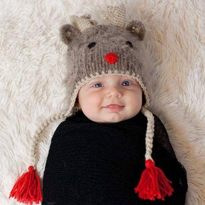 Reindeer hat 3