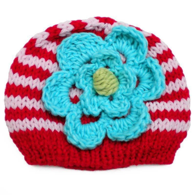 Festive Ziggy Hat 2-6 years 1