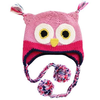 Hoot Owl Beanie by Huggalugs 1