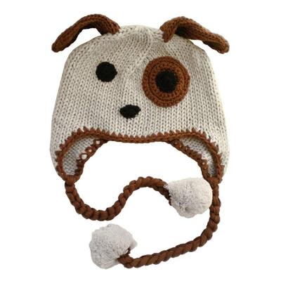 Puppy dog hat 1