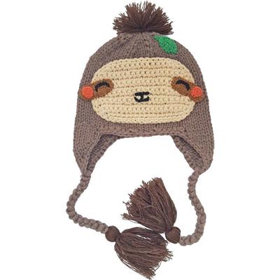 Sloth hat 2