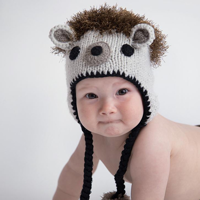 Hedgehog Hat 1
