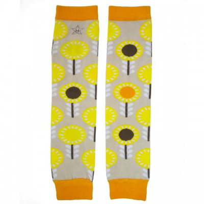 Soroya Sunflower legwarmers 1