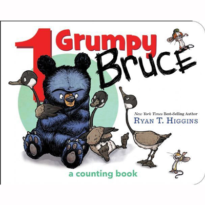 Grumpy Bruce - A Counting Book 1