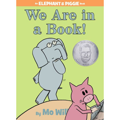 We are in a book! (An Elephant and Piggie Book) 1