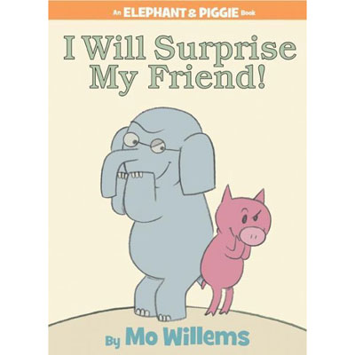 I Will Surprise My Friend! 1