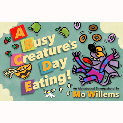 A Busy Creatures Day Eating! 1