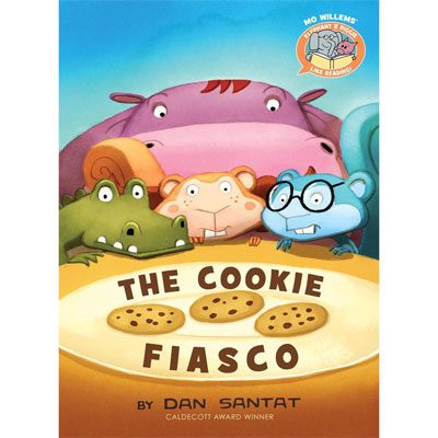 The Cookie Fiasco (elephant and piggie like reading) 1
