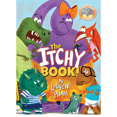 The Itchy Book! (elephant and piggie like reading) 1