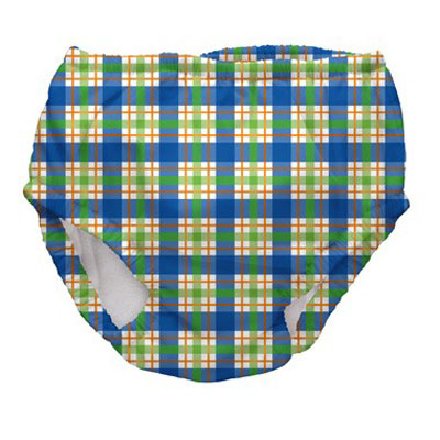 Iplay Ultimate Swim Diaper plaid 6 months 1