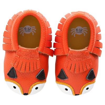 Little Fox baby moccasins 1