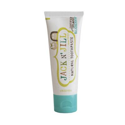 Jack N' Jill Natural Calendula Toothpaste - Blueberry .50g 1