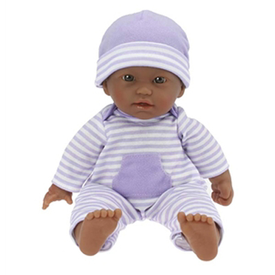 African-American mini la baby 11 in. doll 1