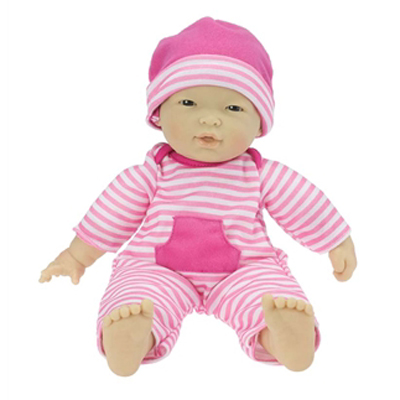 Asian mini la baby doll 11 in. 1